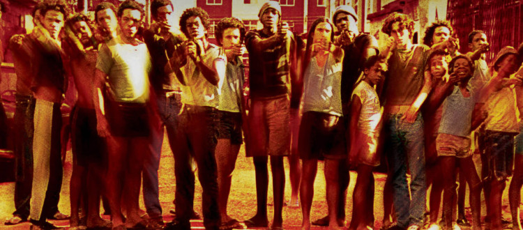 Hintergrundbild City of God