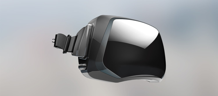 Oculus Rift - Head Mounted Display